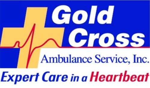 Gold Cross Ambulance logo