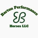 Barton Performance Horses, LLC. logo