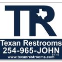Texas Restroom logo