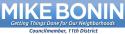 Councilman Mike Bonin logo