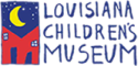 Louisiana Children's Museum  logo