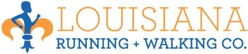 Louisiana Running and Walking Co. logo