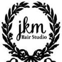 JKM Hair Studio logo