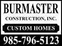 Burmaster Construction logo