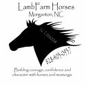 Lamb Farm Horses logo