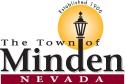 Town of Minden logo