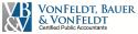 VonFeldt, Bauer, & VonFeldt, Chtd. logo