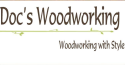 Doc's Woodworking logo