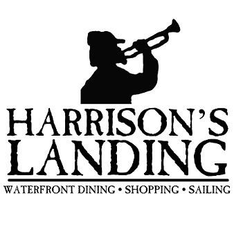 HARRISON'S LANDING logo