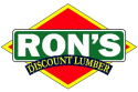 Ron's Discount Lumber logo