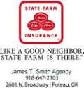 State Farm James T. Smith logo