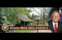 Senator Mark Allen logo