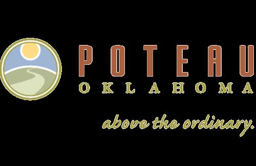 City of Poteau logo