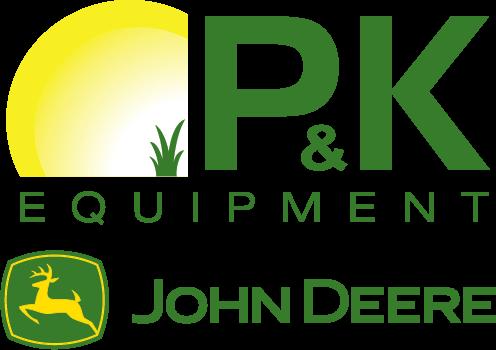 P&K Equipment logo