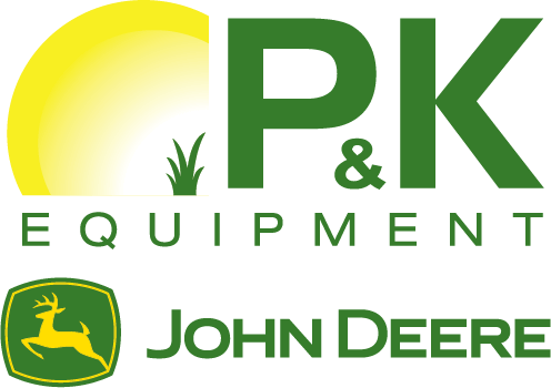 P&K Equipment logo