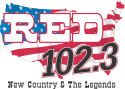Red 102.3 logo