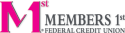Members 1st Federal Credit Union logo