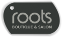 Roots Boutique and Salon logo