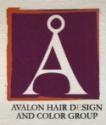 Avalon Salon logo