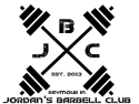 Jordan's Barbell Club logo