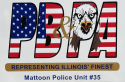 Mattoon Police PBPA logo