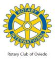 Rotary Club of Oviedo logo