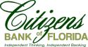 Citizens Bank of Florida logo