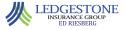Ed Riesberg - Ledgestone Insurance Group logo