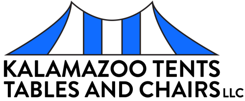 Kalamazoo Tents Tables and Chairs logo