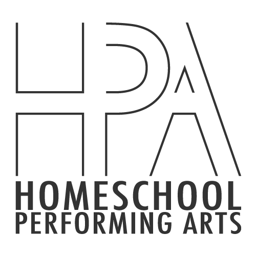Homeschool Performing Arts logo