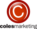 Coles Marketing logo