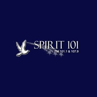 Spirit 101 Radio logo