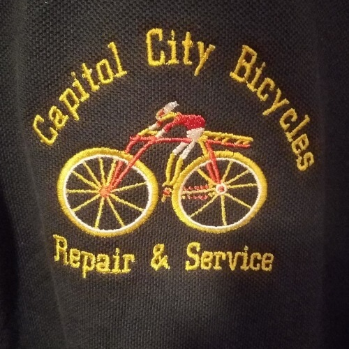 Capitol City Bicycles logo