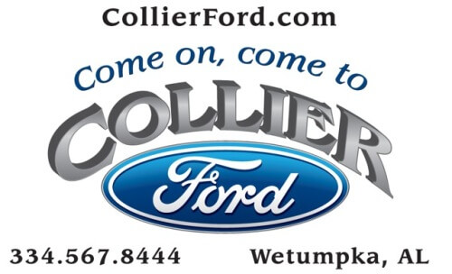 Collier Ford logo