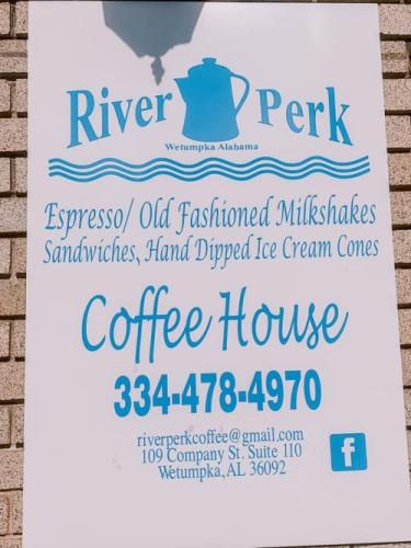 River Perk Coffee House logo