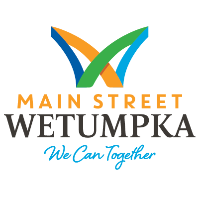 Main Street Wetumpka logo
