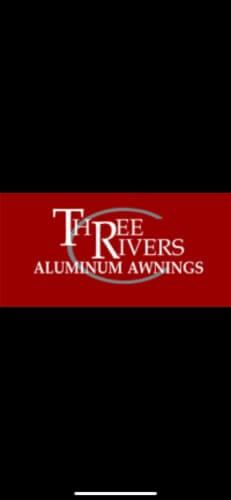 Three Rivers Aluminum Awnings logo