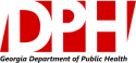 Georgia Department of Public Health logo
