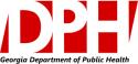 Georgia Department of Public Health logo