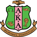 Alpha Kappa Alpha Sorority, Inc. Zeta Xi Omega Chapter logo