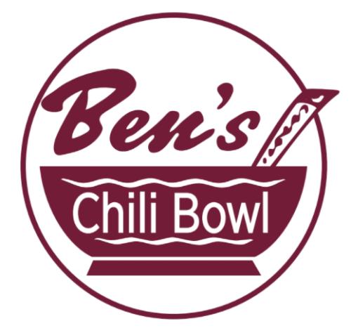 Ben's Chili Bowl  logo
