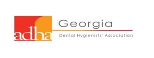 Georgia Dental Hygienists Association logo