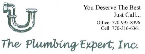 The Plumbing Expert logo