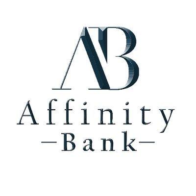 Affinity Bank logo