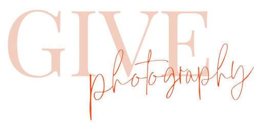 Give Photography logo