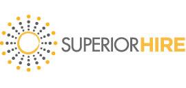 Superior Hire logo