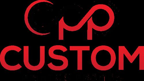 Custom Prints & Promos logo