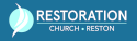 Restoration Church: Reston (Ironman Sponsor) logo