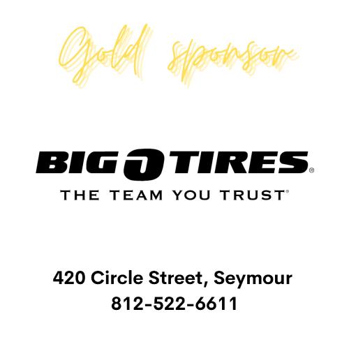 Big O Tires Seymour logo