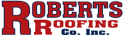 Roberts Roofing Co., Inc. logo